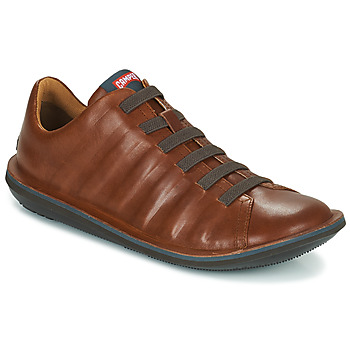 Shoes Men Low top trainers Camper BEETLE Brown