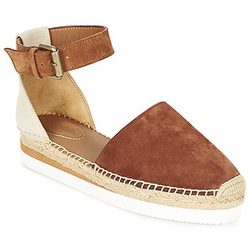Shoes Women Espadrilles See by Chloé SB26150 Brown
