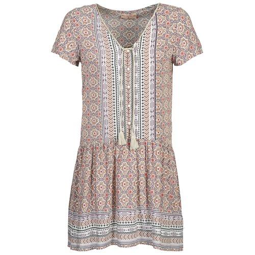 material Women Short Dresses Moony Mood GLOSE Multicoloured