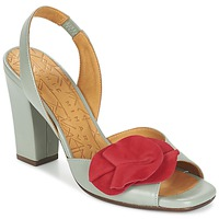 Shoes Women Sandals Chie Mihara ANAMI Grey / Red