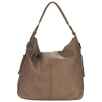 Bags Women Shoulder bags Moony Mood FEVE TAUPE