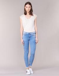 material Women 3/4 & 7/8 jeans Replay JOI Blue / Medium