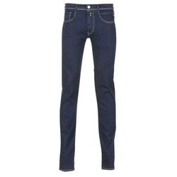 material Men slim jeans Replay WOUAPO Blue / Raw