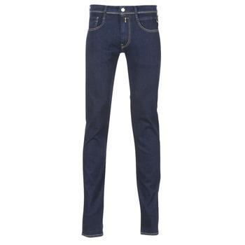 material Men slim jeans Replay WOUAPO Blue / Raw