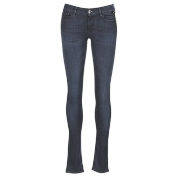 material Women Skinny jeans Replay WALALA Blue / Raw