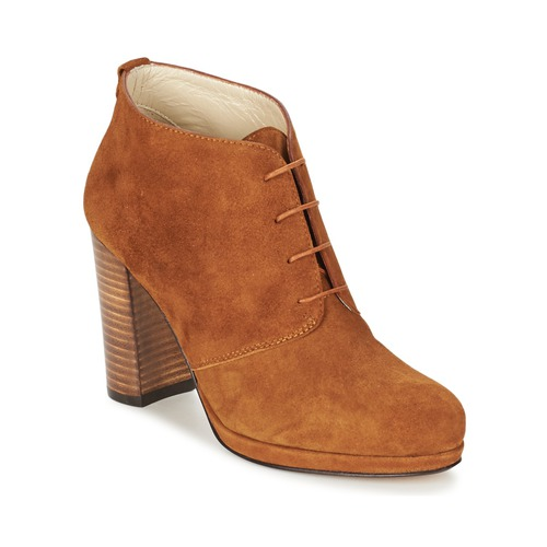 Shoes Women Ankle boots Betty London PANAY CAMEL
