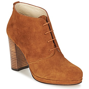 Ankle boots / Boots Betty London PANAY CAMEL 350x350