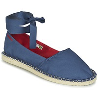 Shoes Women Espadrilles Havaianas ORIGINE SLIM Blue
