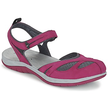 Shoes Women Sandals Merrell SIREN WRAP Q2 Pink
