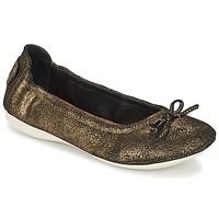 Shoes Women Ballerinas PLDM by Palladium MOMBASA Gold / Black