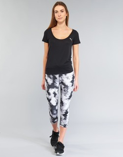 material Women leggings Puma ALL EYES ON ME Grey
