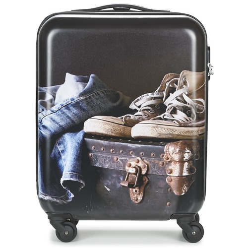 Bags Hard Suitcases David Jones ACHIDATA Multicoloured