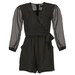 material Women Jumpsuits / Dungarees Eleven Paris CAKE Black