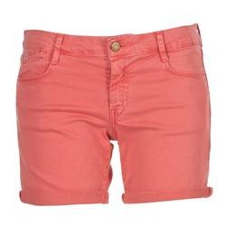 material Women Shorts / Bermudas Le Temps des Cerises JANKA Coral