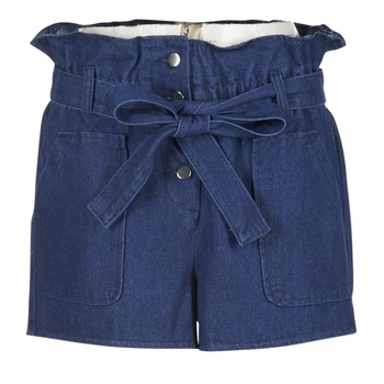 material Women Shorts / Bermudas Molly Bracken PORLA Blue