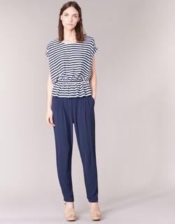 material Women Wide leg / Harem trousers Molly Bracken FODES MARINE
