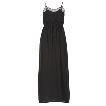 material Women Long Dresses Molly Bracken TEDER Black