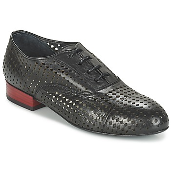 Shoes Women Derby shoes Café Noir ANOUGRA Black