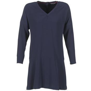 material Women Short Dresses Tommy Hilfiger GRETA Marine
