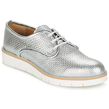 Shoes Women Derby shoes Sweet Lemon NIKOLI Silver