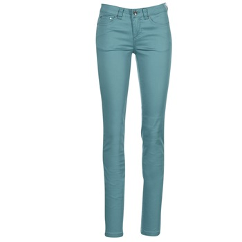 material Women 5-pocket trousers Les P'tites Bombes BEMBRELA Blue