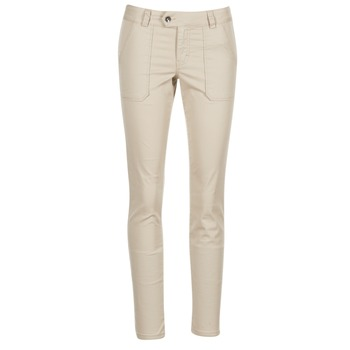 material Women chinos LPB Shoes CHANTU Beige