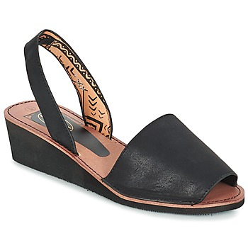 Shoes Women Sandals Spot on MELOPE Black