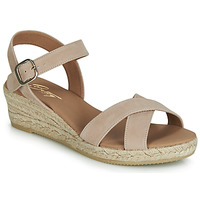 Shoes Women Sandals Betty London GIORGIA TAUPE