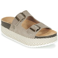 Shoes Women Mules Betty London GRANJY TAUPE
