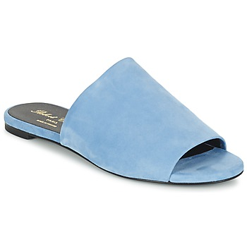 Shoes Women Mules Robert Clergerie GIGY Blue