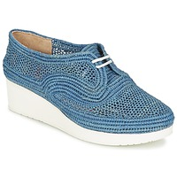 Shoes Women Derby shoes Robert Clergerie VICOLEM Blue