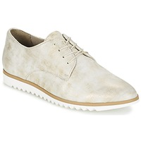Shoes Women Derby shoes Dream in Green GORO TOVO Silver