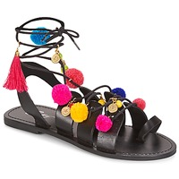 Shoes Women Sandals Betty London GATEL Black