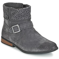 Shoes Children Mid boots Timberland BRIXHAM FOLD DOWN BO Grey