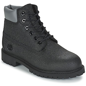 Shoes Children Mid boots Timberland 6 IN PREMIUM WP BOOT Black
