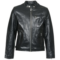 material Men Leather jackets / Imitation leather Schott LC 940 D Black