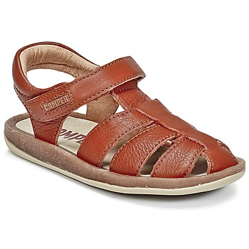 Shoes Children Sandals Camper BICHIO KIDS Brown