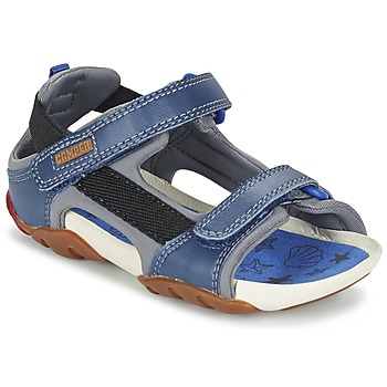 Shoes Boy Sandals Camper OUS Blue