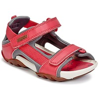 Shoes Girl Sandals Camper OUS Red