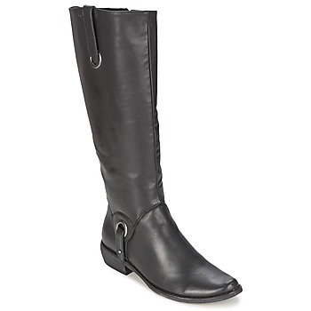 Shoes Women Boots Les P'tites Bombes ADAGIO Black