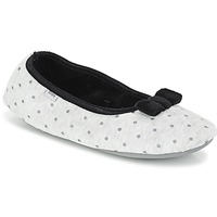 Shoes Women Slippers DIM D FEERIDE Grey / Black