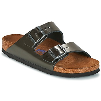 Shoes Women Mules Birkenstock ARIZONA Anthracite
