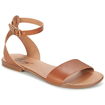 Shoes Women Sandals Betty London GIMY Camel