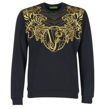 material Men sweatpants Versace Jeans B7GPB7F0 Black