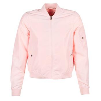 material Women Blouses Vero Moda DICTE Pink