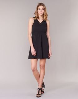material Women Short Dresses Vero Moda BIANCA Black