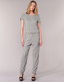 material Women Jumpsuits / Dungarees Vero Moda NOW White / Black