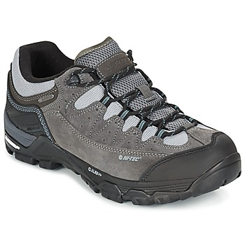 Shoes Men Multisport shoes Hi-Tec OX BELMONT LOW I WP Grey
