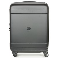 Bags Hard Suitcases Delsey INDISCRETE HARD 4R 66CM Black