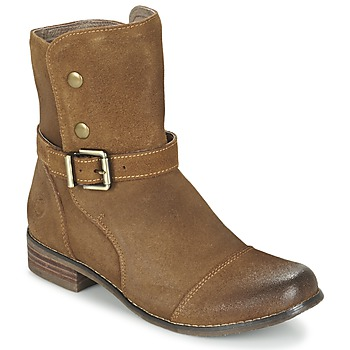 Shoes Women Mid boots Kdopa  Camel